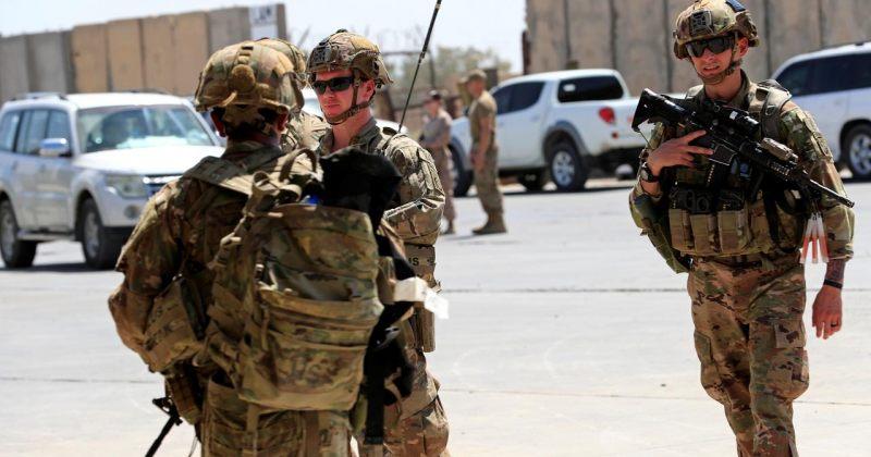 აშშ ერაყში სამხედროების რაოდენობას ოფიციალურად ამცირებს