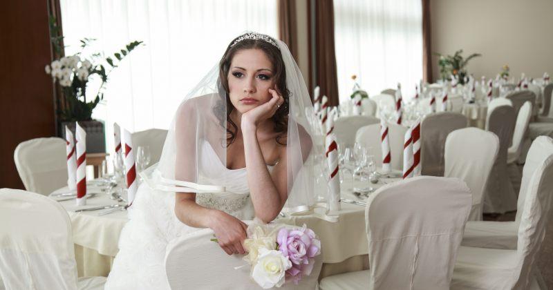 უქორწილო პატარძლები ქუჩაში გამოდიან