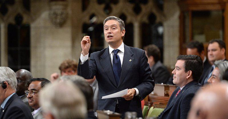 კანადის საგარეო მინისტრი: კანადა ლუკაშენკოს ლეგიტიმურ ლიდერად არ თვლის