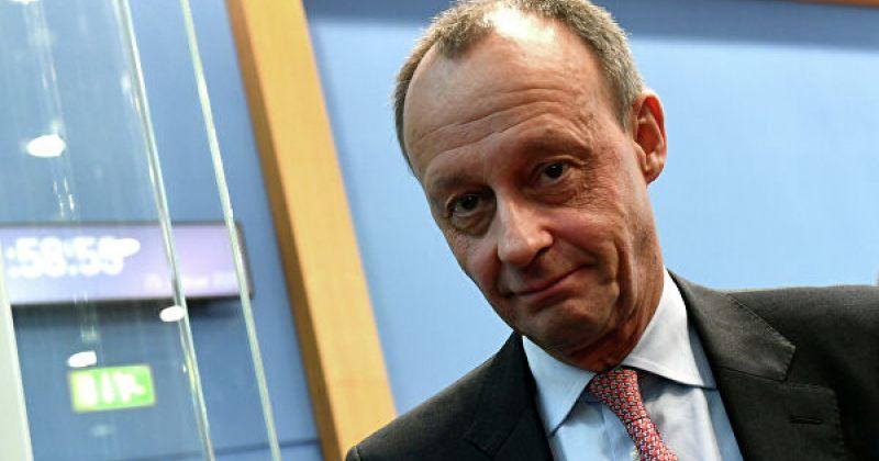 გერმანიის კანცლერობის კანდიდატი, მერცი: მოსკოვთან მიმართებით პოლიტიკა უნდა გამკაცრდეს