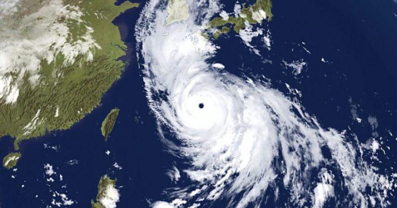 იაპონიაში ტაიფუნის მოახლოების გამო 200 000 ადამიანის ევაკუაცია მოხდა