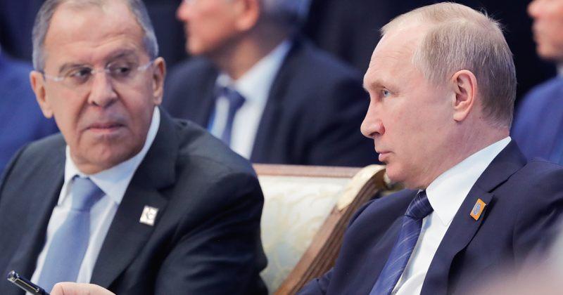 ზახაროვას პოსტის გამო პუტინმა და ლავროვმა სერბეთის პრეზიდენტს ბოდიში მოუხადეს