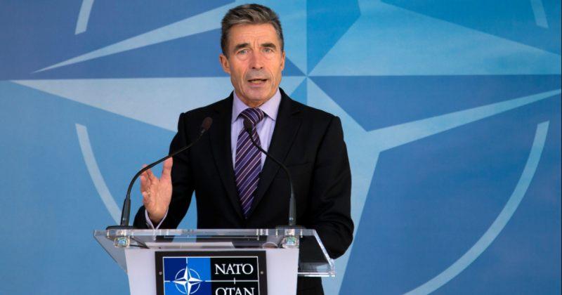 რასმუსენი: პოლიტიკური კრიზისი, შეიძლება, საქართველოს NATO-ს წევრობის წინააღმდეგ გამოიყენონ