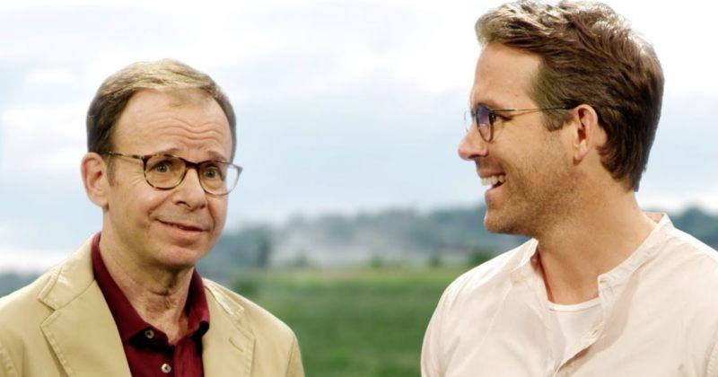 რაიან რეინოლდსის თხოვნით კომიკოსი რიკ მორანისი ეკრანს ოცწლიანი პაუზის შემდეგ დაუბრუნდა
