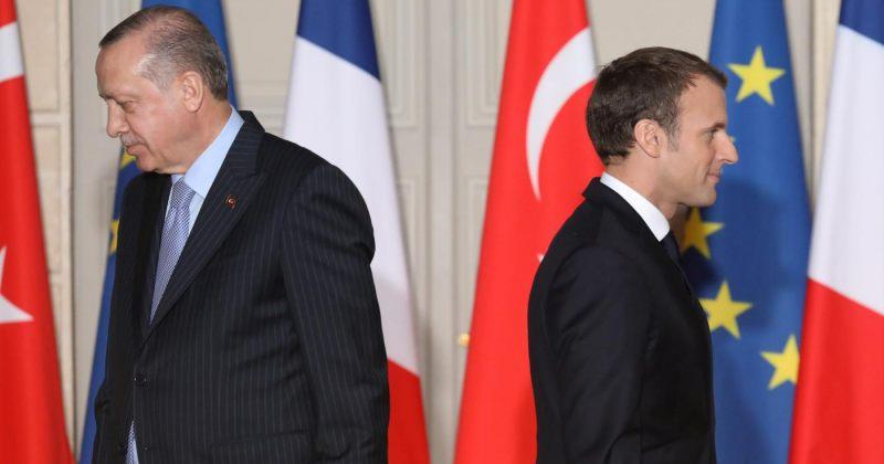 """ერდოღანის """"უხეში"""" კომენტარის შემდეგ საფრანგეთი თურქეთიდან ელჩს კონსულტაციისთვის გაიხმობს"""
