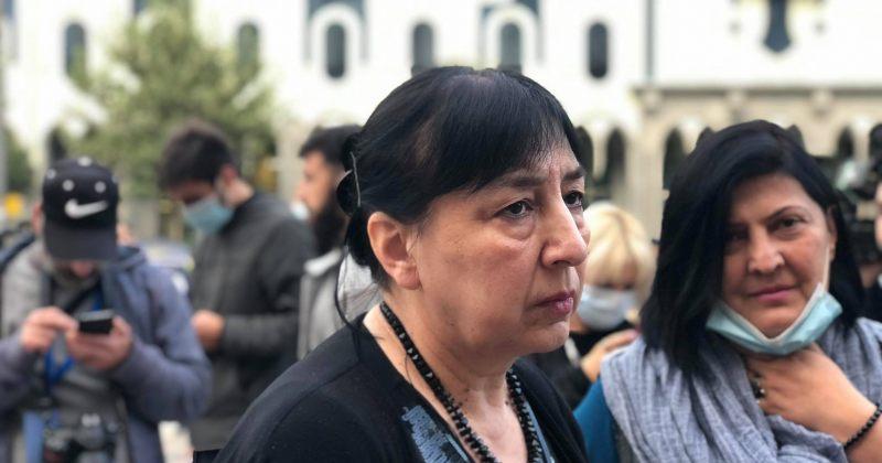 მელაშვილის ცოლი: პოლიტიკური პიარისთვის სრულიად უდანაშაულო ხალხი გაიღეს მსხვერპლად