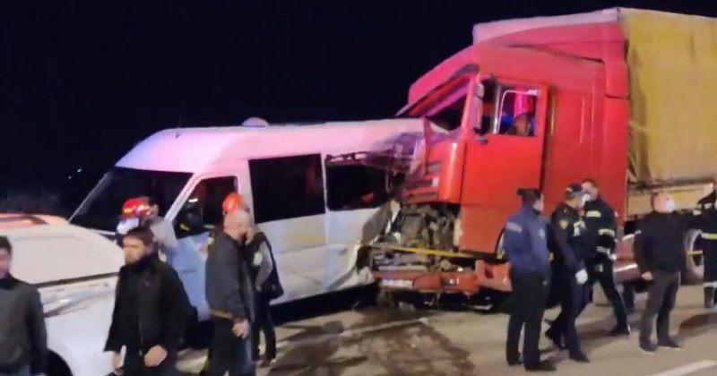 გორში მომხდარი ავარიის შედეგად კიდევ ერთი ადამიანი გარდაიცვალა, სულ ― 6
