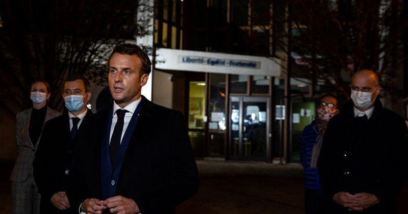 კლასში მუჰამედის კარიკატურის ჩვენების შემდეგ საფრანგეთში მასწავლებელი მოკლეს