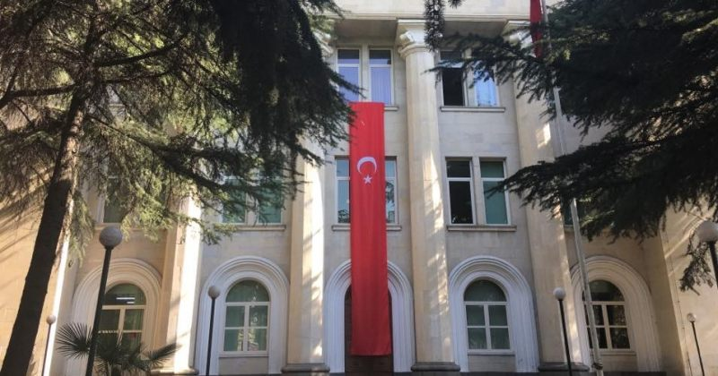 COVID-19-ის შემთხვევების მატების გამო თურქეთის საკონსულოსაქართველოში დროებით მუშაობას აჩერებს