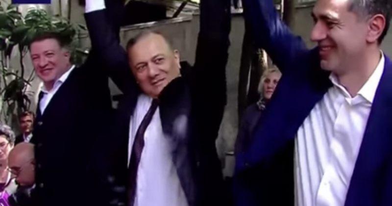 წინასაარჩევნო ქუბების ნაკრები [VIDEO]