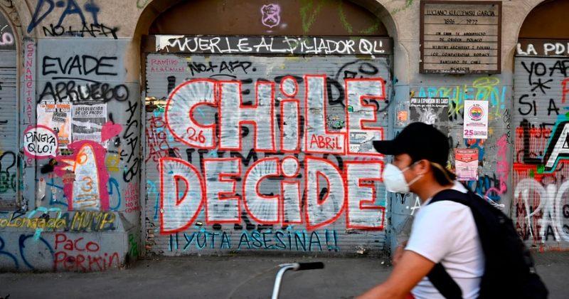 ჩილეში პინოჩეტის მმართველობის დროინდელი კონსტიტუციის შეცვლაზე რეფერენდუმი იმართება