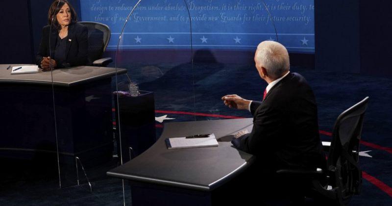 აშშ-ში ვიცე-პრეზიდენტობის კანდიდატების დებატები გაიმართა