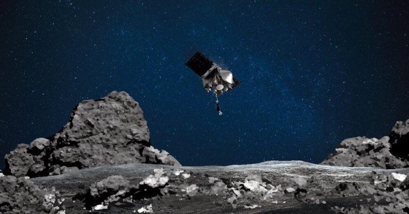 უყურეთ NASA-ს ხომალდის ასტეროიდ ბენუსთან მიახლოების პირდაპირ ეთერს
