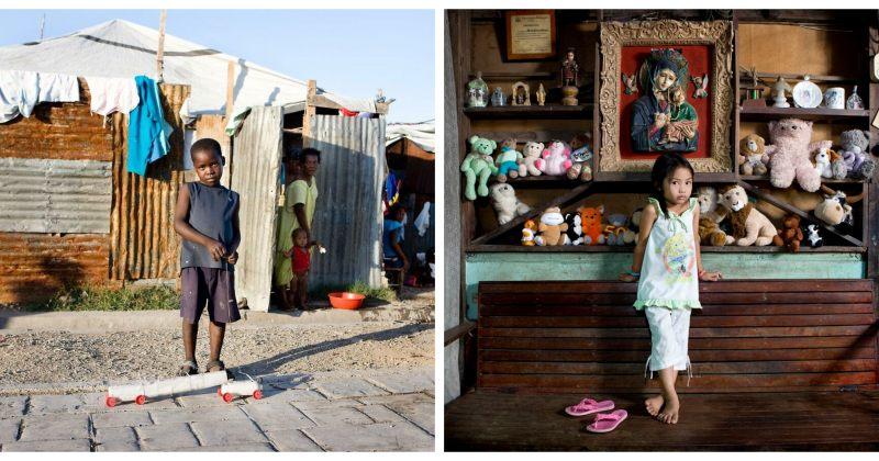 სხვადასხვა ქვეყნის ბავშვების საყვარელი სათამაშოები [PHOTOS]