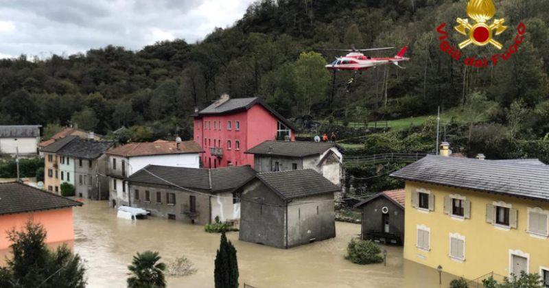 საფრანგეთსა და იტალიაში წყალდიდობის შედეგად გარდაცვლილთა რიცხვი ცხრამდე გაიზარდა
