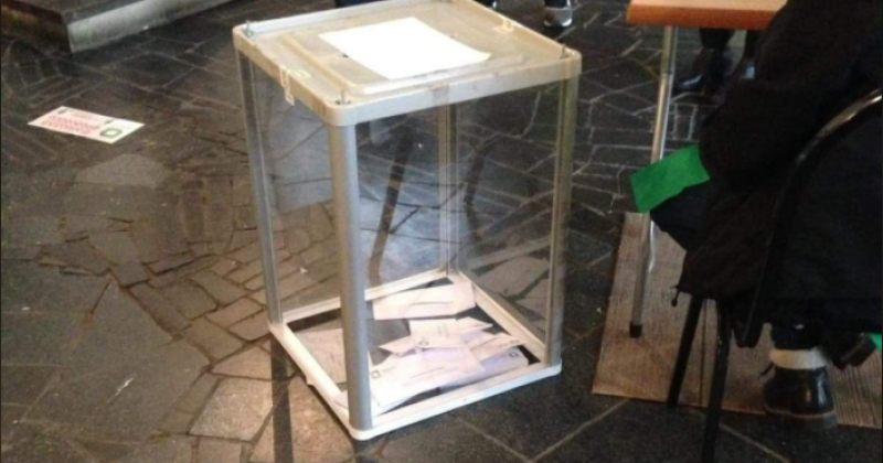 ცესკო: საბურთალოზე საარჩევნო უბანზე ყუთის მთლიანობა დარღვეული იყო, დროულად აღმოიფხვრა