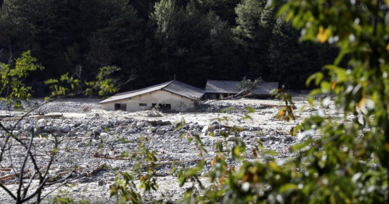 საფრანგეთსა და იტალიაში ძლიერი წვიმების შედეგად 2 ადამიანი დაიღუპა, 25 კი დაკარგულად ითვლება