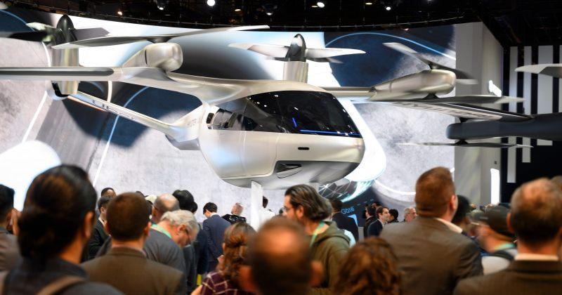 Hyundai მფრინავი ავტომობილების მასობრივ წარმოებას გეგმავს