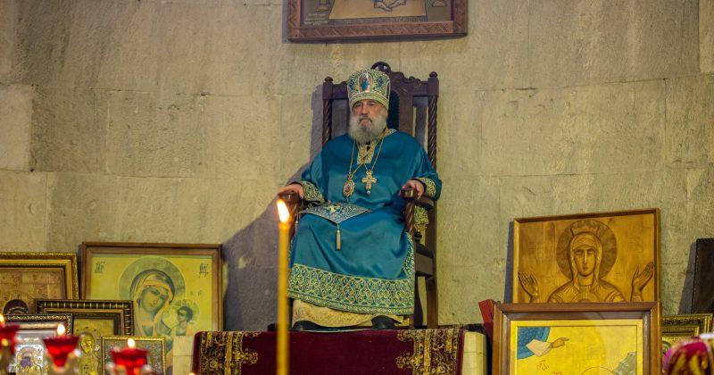 მეუფე იოანე მისივე ეპარქიის მღვდლის ქადაგებაზე: გამსჭვალულია ანტისემიტური პათოსით