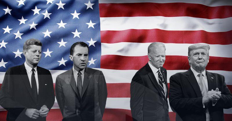 კენედი-ნიქსონიდან ბაიდენი-ტრამპამდე – საპრეზიდენტო დებატების ისტორია და როლი აშშ-ში