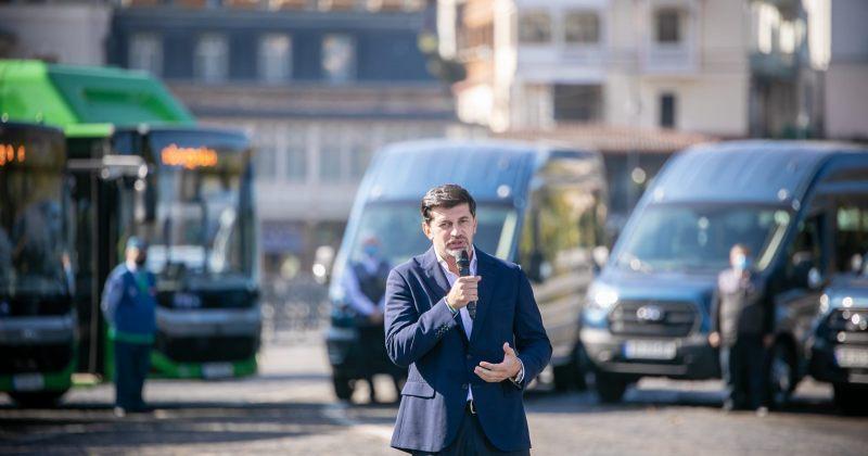 მიკროავტობუსების მძღოლები ხელფასს ახალი წესით აიღებენ, გადახდა მხოლოდ უნაღდოდ მოხდება