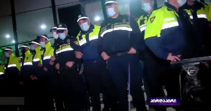 ცესკოსთან პოლიციამ ლეიბორისტული პარტიის ახალგაზრდული ფრთის სამი აქტივისტი დააკავა