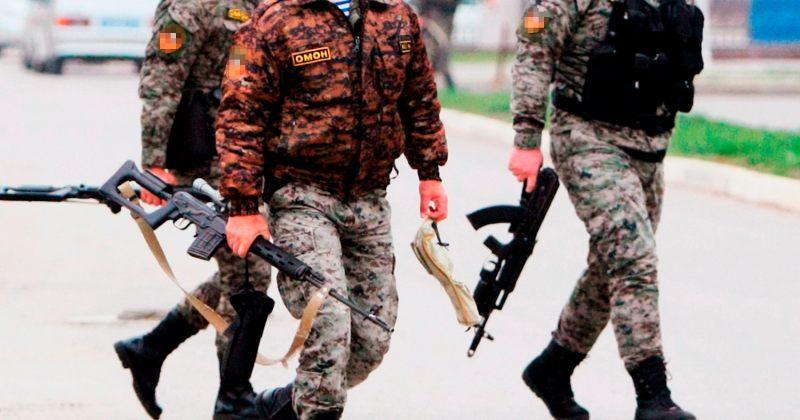 ჩეჩნეთში რუსეთის ეროვნული გვარდიის თანამშრომლებს შორის შეიარაღებული დაპირისპირება მოხდა