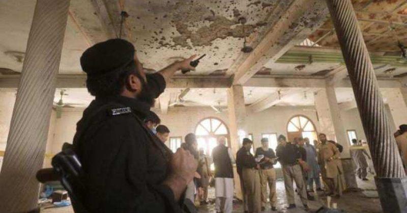 პაკისტანის რელიგიურ სასწავლებელში აფეთქებას 7 ადამიანი ემსხვერპლა, 83 დაშავდა