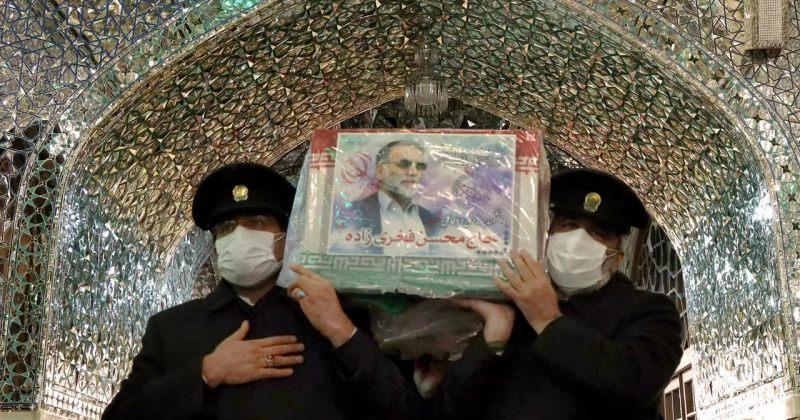 ირანელი პარლამენტარები მეცნიერის მკვლელობის გამო IAEA-სთან თანამშრომლობის შეწყვეტას ითხოვენ