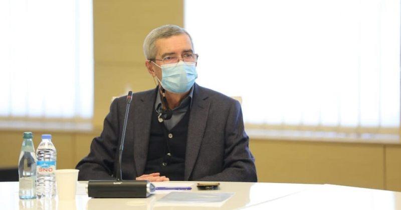 იმნაძე: ბევრი ჩემი კოლეგა, ვაქცინაციაში გამოცდილი ექიმები სწორედ ჩინურ ვაქცინას ელოდებიან