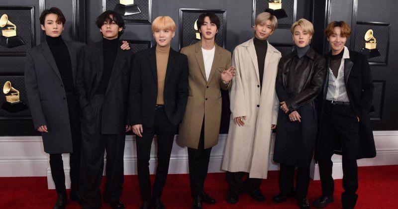 სამხრეთ კორეული K-pop ჯგუფი BTS გრემიზე წარადგინეს [VIDEO]