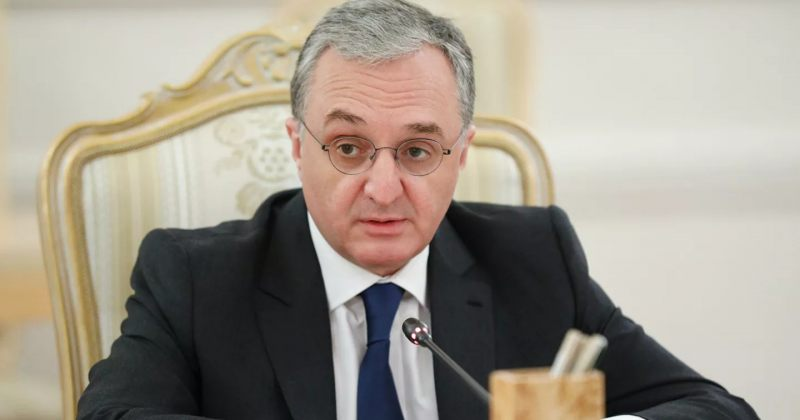სომხეთის საგარეო საქმეთა მინისტრმა თანამდებობადატოვა