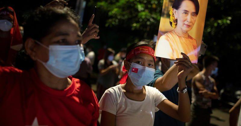 მიანმარის არჩევნებში აუნ სან სუ ჩის მმართველმა პარტიამ გაიმარჯვა