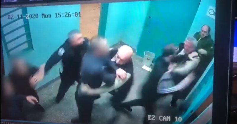 გიორგი რურუას ციხეში თავს დაესხნენ [VIDEO]