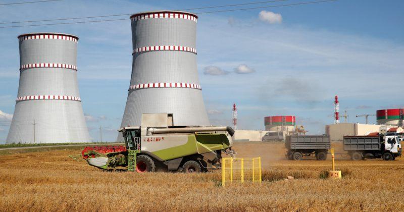 ბელარუსში ატომური ელექტროსადგურის ამოქმედებას ბალტიის ქვეყნების მხრიდან კრიტიკა მოჰყვა