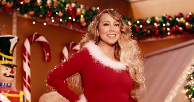 მერაია ქერის ALL I WANT FOR CHRISTMAS IS YOU ჩარტებში წინ მიიწევს