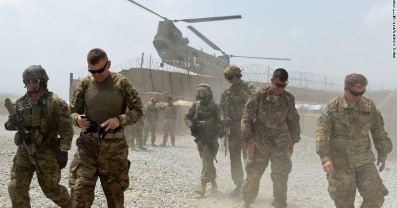 აშშ ავღანეთსა და ერაყში განლაგებული სამხედროების რაოდენობას 2 500-ით ამცირებს