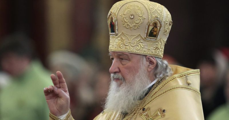 """რუსეთის პატრიარქი კირილი სოციალურ ქსელ """"Одноклассники""""-ში დარეგისტრირდა"""