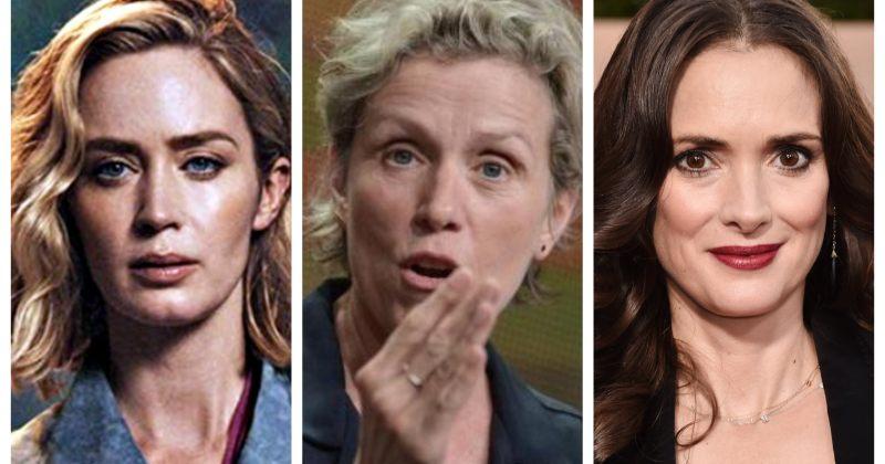 რომელი მსახიობი ქალები იგინებიან ფილმებში ყველაზე ხშირად