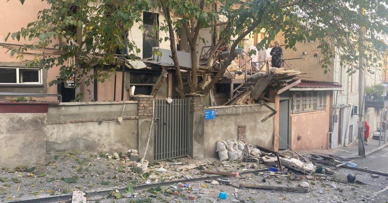 ბესიკის ქუჩაზე, სავარაუდოდ, ბუნებრივი აირი აფეთქდა – შემთხვევის შედეგად არავინ დაშავებულა