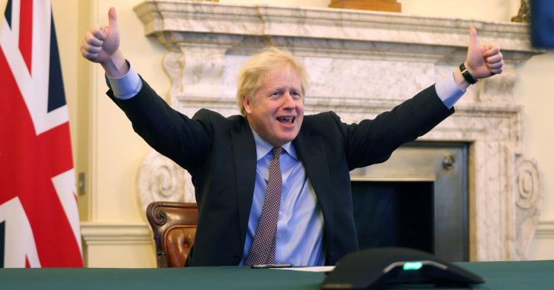 დიდი ბრიტანეთის პარლამენტი ბრექსითის შემდგომ სავაჭრო შეთანხმებას კენჭს უყრის