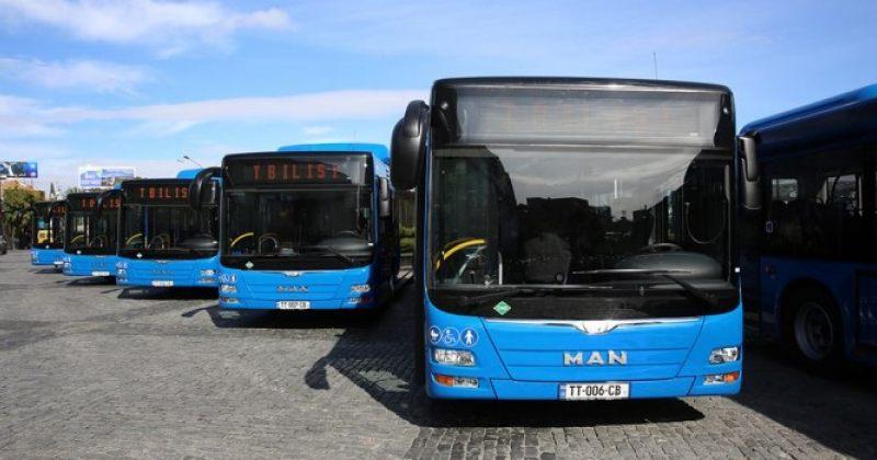 საზოგადოებრივი ტრანსპორტის მუშაობა 24 დეკემბრიდან არ განახლდება