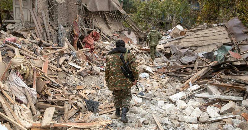 მთიანი ყარაბაღის არაღიარებული რესპუბლიკის რამდენიმე ათეული სამხედრო ტყვედ ჩავარდა