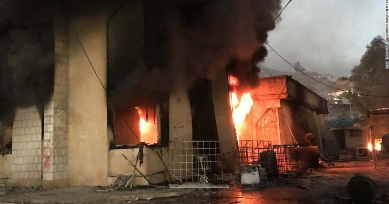 ერაყში საპროტესტო აქციებზე პოლიციასთან დაპირისპირების შედეგად 7 ადამიანი დაიღუპა