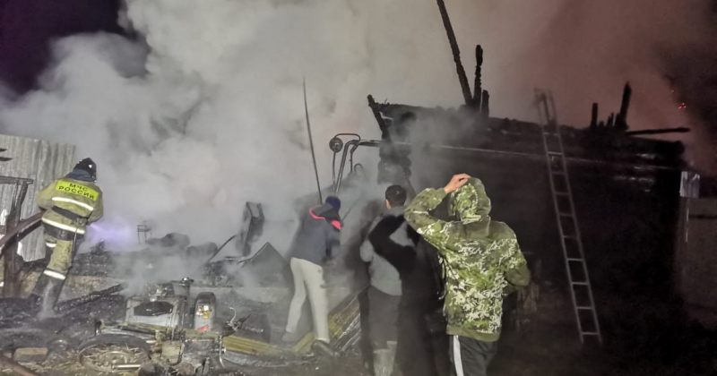 რუსეთში, ხანდაზმულთა სახლში ხანძარს 11 ადამიანის სიცოცხლე ემსხვერპლა