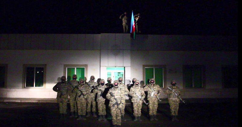 აზერბაიჯანის შეიარაღებული ძალები ლაჩინის რაიონში შევიდნენ