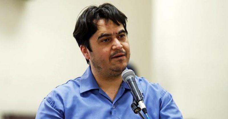 ირანში ჟურნალისტი რუჰოლა ზამი სიკვდილით დასაჯეს