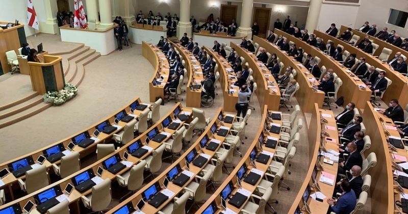 საფრანგეთი-გერმანია: დემოკრატიულ რეფორმებზე დისკუსიისთვის შესაფერისი ადგილი პარლამენტია