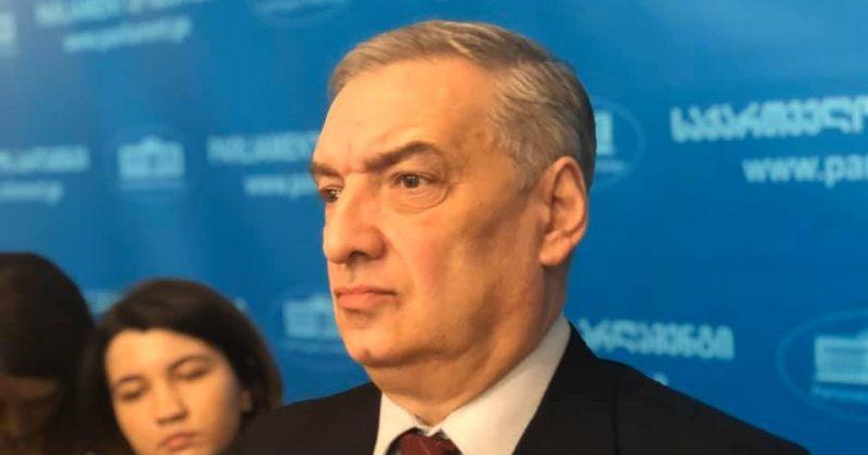 ვოლსკი: რიგგარეშე არჩევნების საფუძველი მიშას და გუბაზ სანიკიძის განცხადებები ვერ იქნება