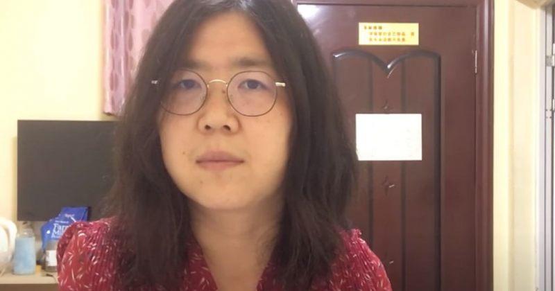 ჩინეთში ჟურნალისტს, რომელმაც წლის დასაწყისში Covid19 გააშუქა, 4-წლიანი პატიმრობა მიუსაჯეს